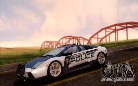 SA Ultimate Graphic Overhaul for GTA San Andreas fifth screenshot