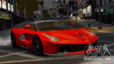 Ferrari LaFerrari WheelsandMore Edition for GTA 4
