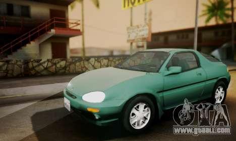 Mazda MX-3 for GTA San Andreas