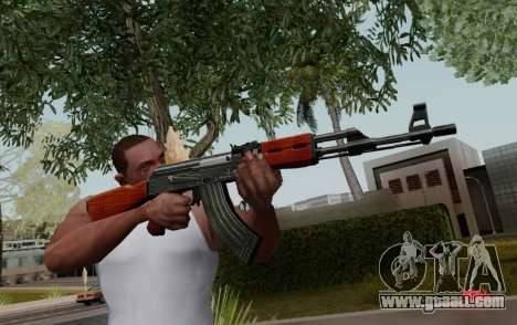 Type 56 for GTA San Andreas second screenshot