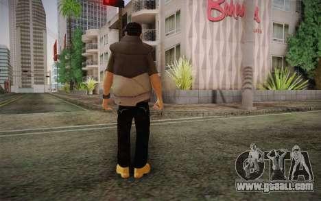 Civil v1 for GTA San Andreas second screenshot