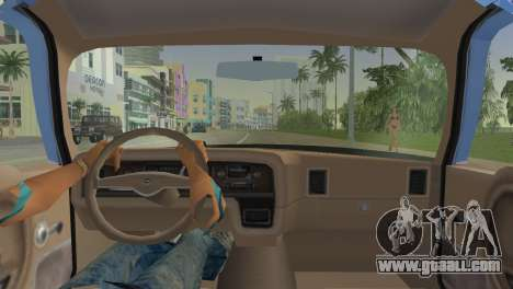 AMC Pacer DL 1978 for GTA Vice City back left view