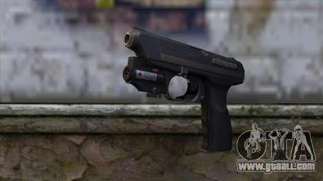VP-70 Pistol from Resident Evil 6 v2 for GTA San Andreas