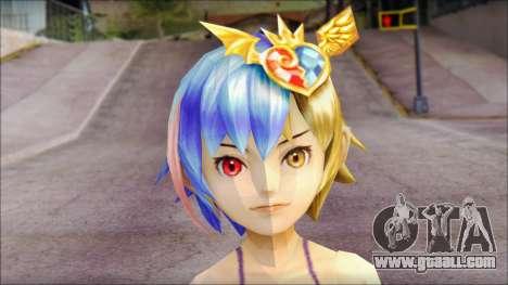 Mira Final Fantasy for GTA San Andreas third screenshot