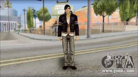 Unhooded Alex from Prototype for GTA San Andreas