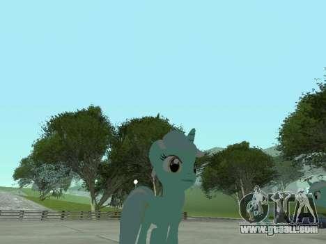 Lyra for GTA San Andreas forth screenshot