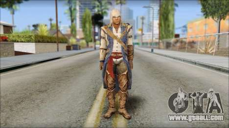 Connor Kenway Assassin Creed III v1 for GTA San Andreas