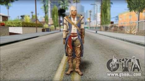 Connor Kenway Assassin Creed III v1 for GTA San Andreas