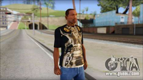 Randy Orton T-Shirt for GTA San Andreas