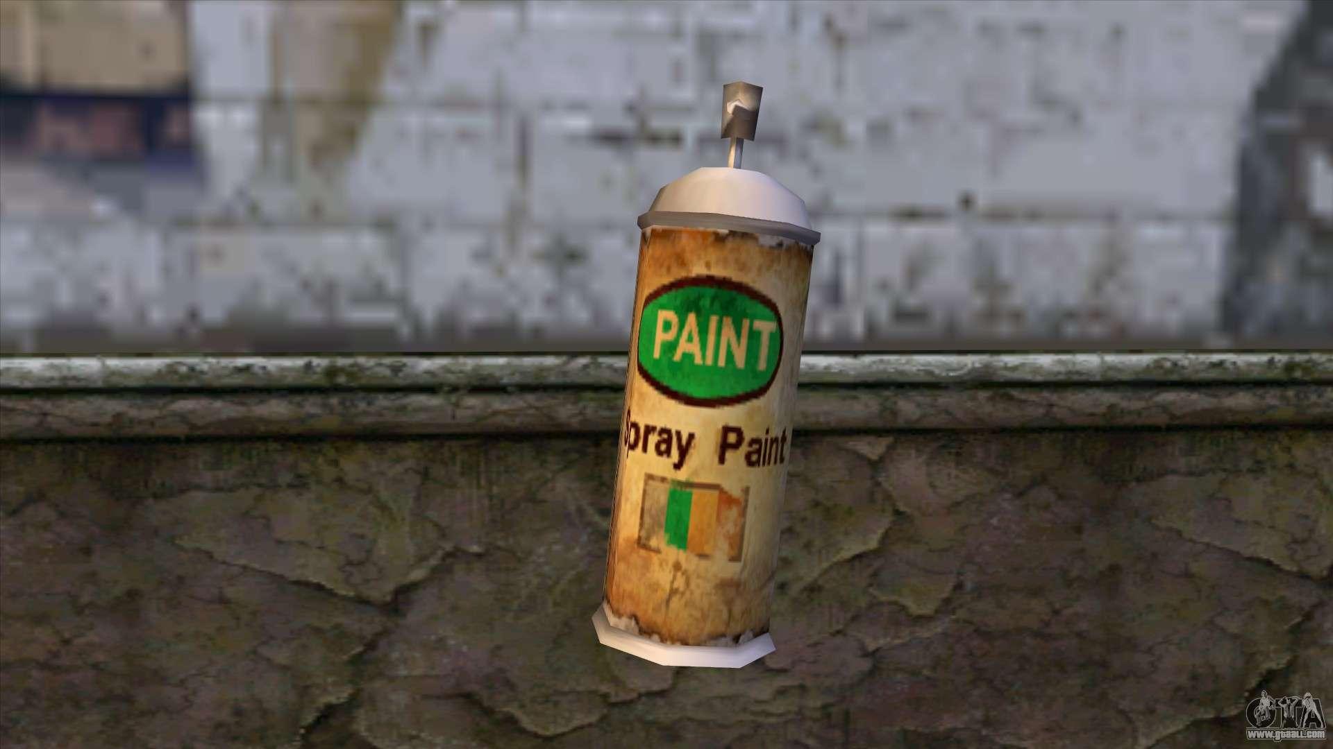 SpraycansFromBullyScholarshipEditionForGtaSanAndreas