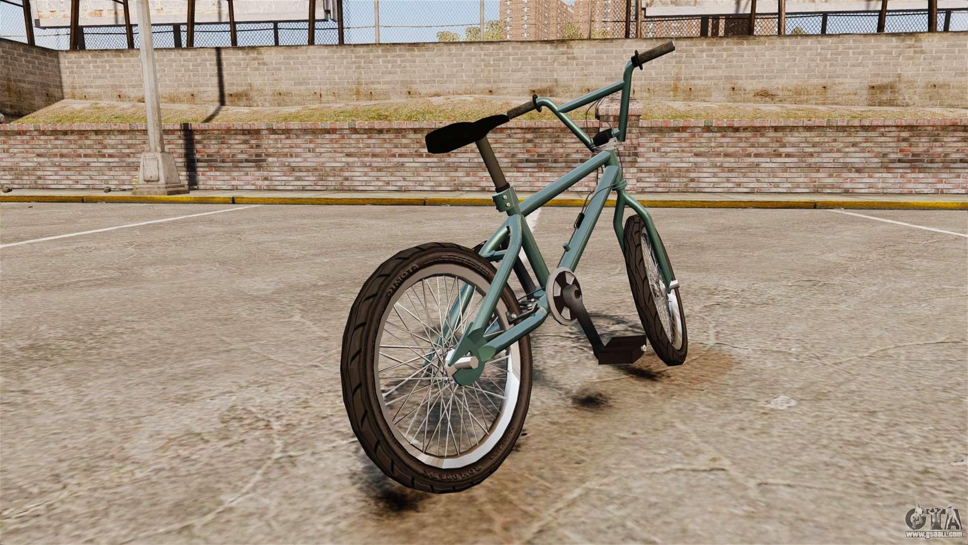 GTA V BMX for GTA 4