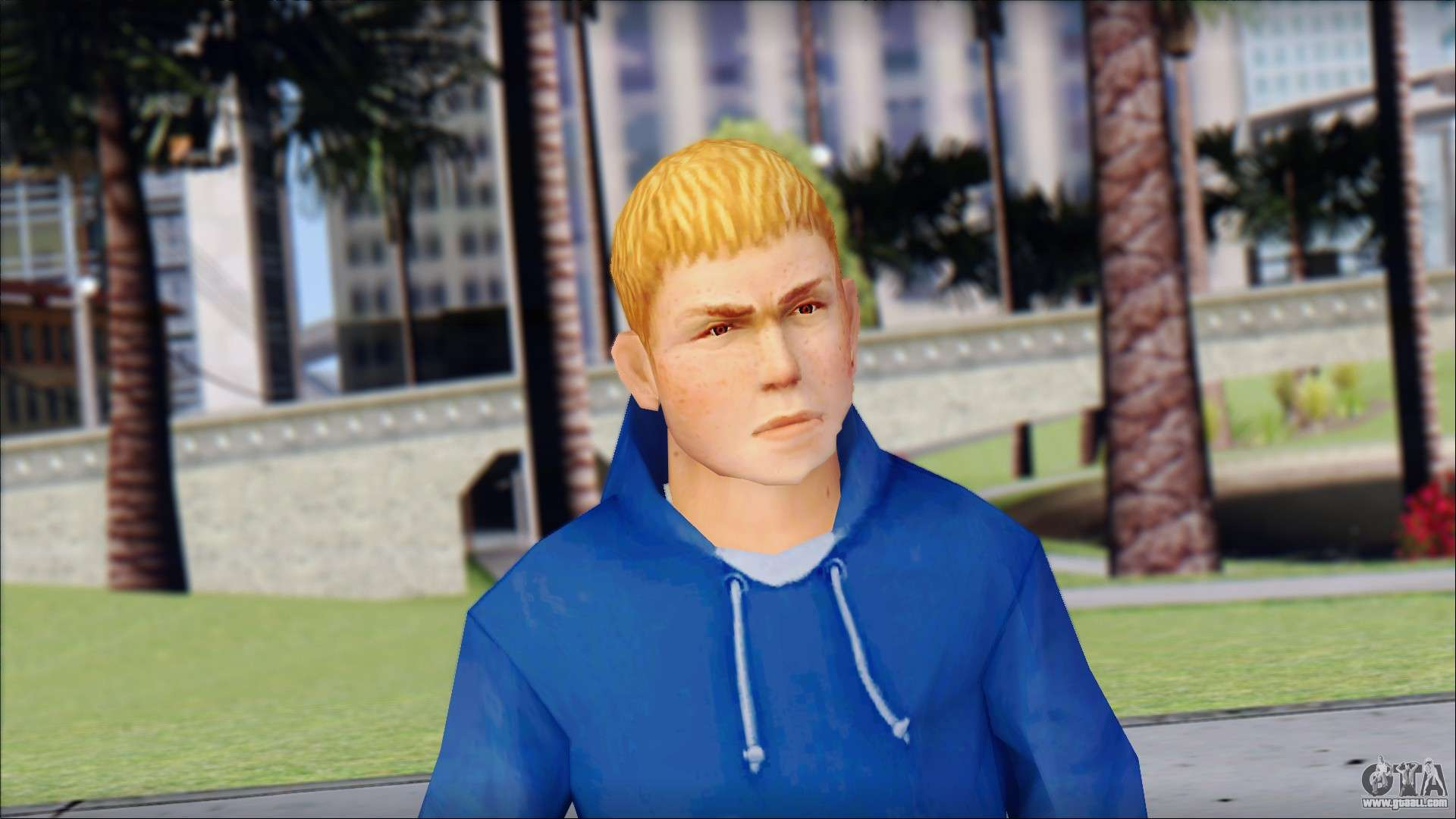 jimmy from bully scholarship edition for gta san andreas