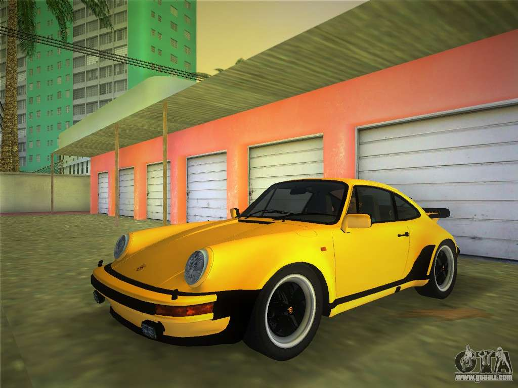 porsche 911 turbo 3 3 coupe us spec 930 1978 for gta vice city. Black Bedroom Furniture Sets. Home Design Ideas