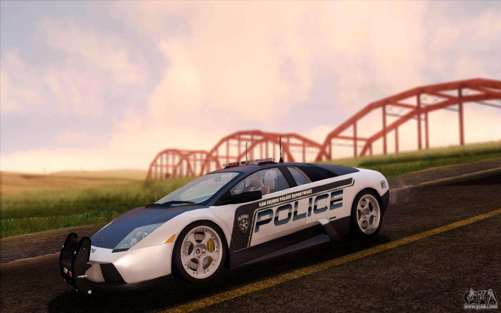 SA Ultimate Graphic Overhaul for GTA San Andreas