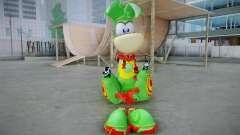 Vortex Rayman Skin