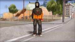 Manhunt Skin for GTA San Andreas