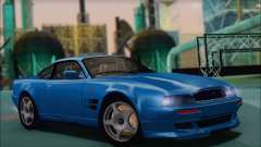 Aston Martin V8 Vantage V600 1998 for GTA San Andreas