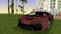Zentorno from GTA 5 for GTA Vice City