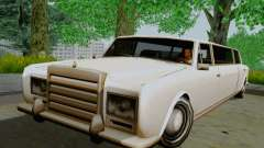 Stafford Limousine limousine for GTA San Andreas