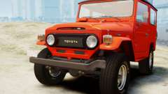 Toyota FJ40 Land Cruiser 1978 Beta