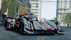 Audi R18 E-tron Quattro for GTA 4