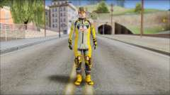 Piers Amarillo Gorra for GTA San Andreas