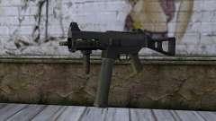 UMP-45 from CS:GO v2