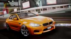 BMW M6 F13 2013 for GTA San Andreas