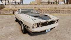 Ford Mustang Mach 1 1973 v3.0 GCUCPSpec Edit for GTA 4