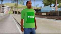 Pozilei T-Shirt for GTA San Andreas