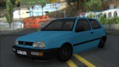 Volksvagen Golf Mk3 for GTA San Andreas