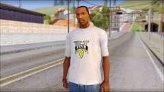 GTA 5 Fan T-Shirt for GTA San Andreas