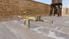 Automatic carbine MA Green cane Camo