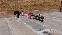 Ружье Franchi SPAS-12 Graffitti