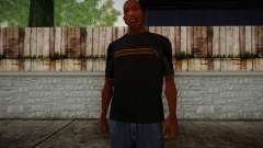 Black RX T-Shirt for GTA San Andreas