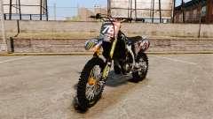 Yamaha YZF-450 v1.13