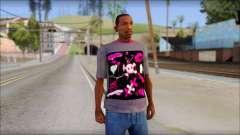 Emo T-Shirt for GTA San Andreas