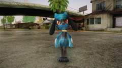 Riolu from Pokemon