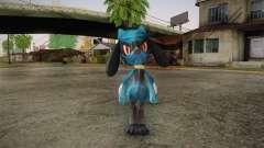 Riolu from Pokemon