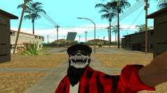 Selfie Mod for GTA San Andreas