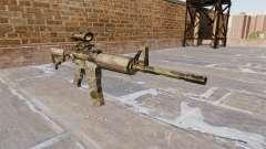 Automatic carbine MA Flora Camo