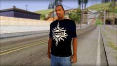 Godsmack T-Shirt for GTA San Andreas