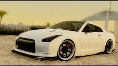 Nissan GT-R V2.0