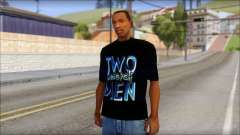 Two and a half Men Fan T-Shirt for GTA San Andreas