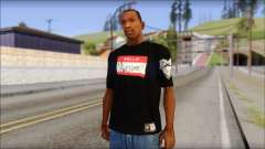 I am Awesome T-Shirt for GTA San Andreas