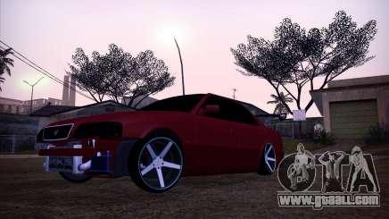 Toyota Chaser Tourer V korch for GTA San Andreas