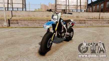 Yamaha YZF-450 v1.9 for GTA 4