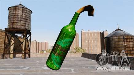 The Molotov Cocktail-Heineken- for GTA 4
