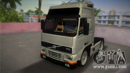 Volvo FH12 Custom for GTA Vice City