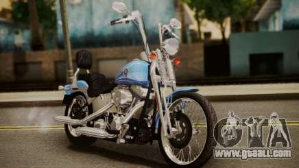 Harley-Davidson FXSTS Springer Softail for GTA San Andreas